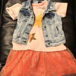 Dress & GAP Outfit Bundle